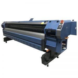 3.2m 코니카 512i 프린트 헤드 디지털 비닐 플렉스 배너 솔벤트 프린터 / 플로터 / 인쇄 기계 WER-K3204I
