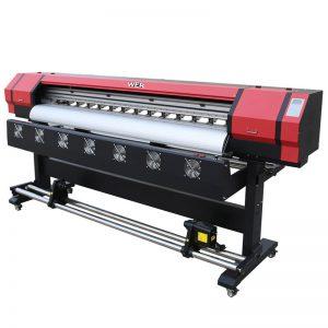 6 피트 인쇄 비디오 WER-ES1901 DX5 / DX7 머리 에코 솔벤트 프린터 중국 공급 업체