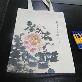 캔버스 가방 인쇄 견본에 의해 A2 t- 셔츠 프린터 WER-D4880T
