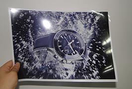 3.2m (10 피트)의 에코 솔벤트 프린터로 인쇄 한 램프 조각 WER-ES3202 2