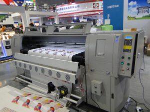 가죽 인쇄 기계
