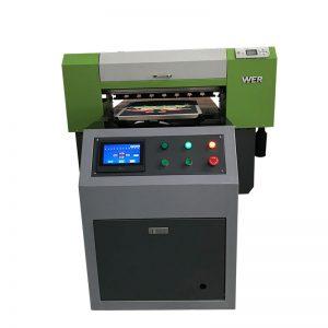 중국 싼 가격 uv 평판 프린터 6090 A1 크기 프린터에서 만든