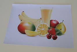 3.2m (10 피트) 에코 솔벤트 프린터 WER-ES3201로 인쇄 된 PVC 배너