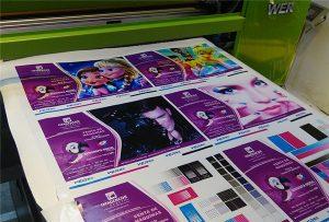 인쇄 - 샘플 -Vinyl-WER-EP6090UV- 프린터