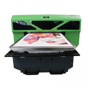 A2 크기 DTG 직접 의류 인쇄 기계 t 셔츠 인쇄 기계 WER-D4880T