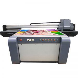 디지털 아크릴 인쇄 기계 UV 평판 프린터 WER-EF1310UV