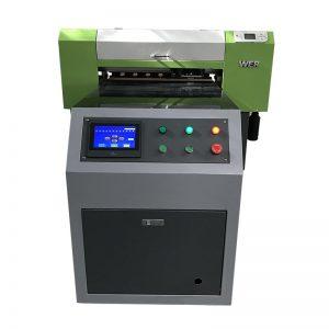 직접 의류에 디지털 섬유 옷감 직물 인쇄 기계 티셔츠 uv 프린터 WER-ED6090T