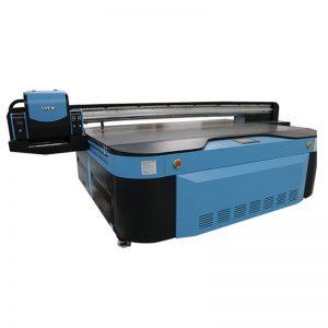 좋은 품질의 UV 평판 printerfor 벽 / 세라믹 타일 / 사진 / 아크릴 / 목재 인쇄 WER - G2513UV