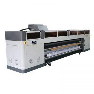 ricoh gen5 프린트 헤드가있는 고해상도 고속 디지털 잉크젯 프린터 기계 UV 플로터 WER-G-3200UV